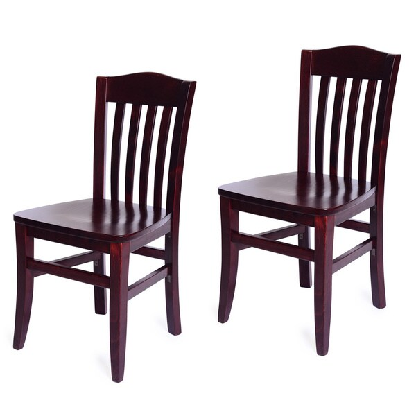 Jacob ll Solid Beechwood Dining Chairs (Set of 2)