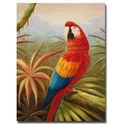 Rio 'Amazon Rain Forest' Landscape Canvas Art