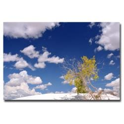 Philippe Sainte-Laudy 'Clouds and Loneliness' Canvas Art