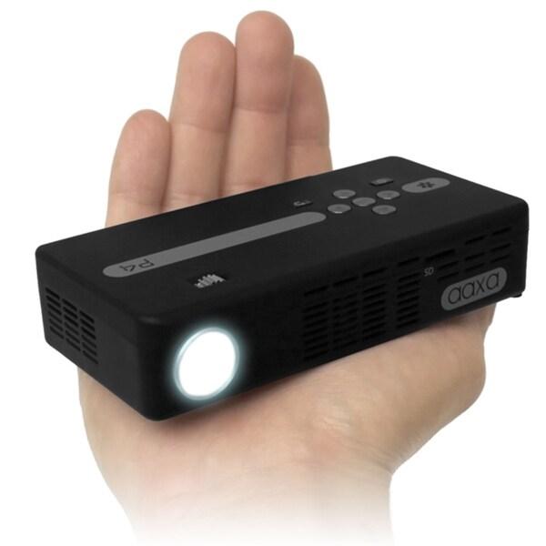 AAXA P4 LED Pico Pocket Projector