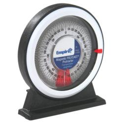 Empire Level Poly-Cast Protractor