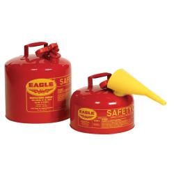 Eagle Manufacturing 5-Gallon Yellow Type-1 Safety Can