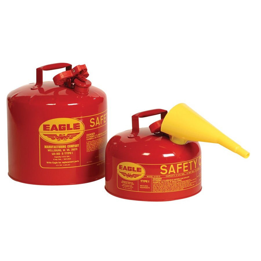 Eagle Manufacturing 2-Gallon Type-I Safety Can