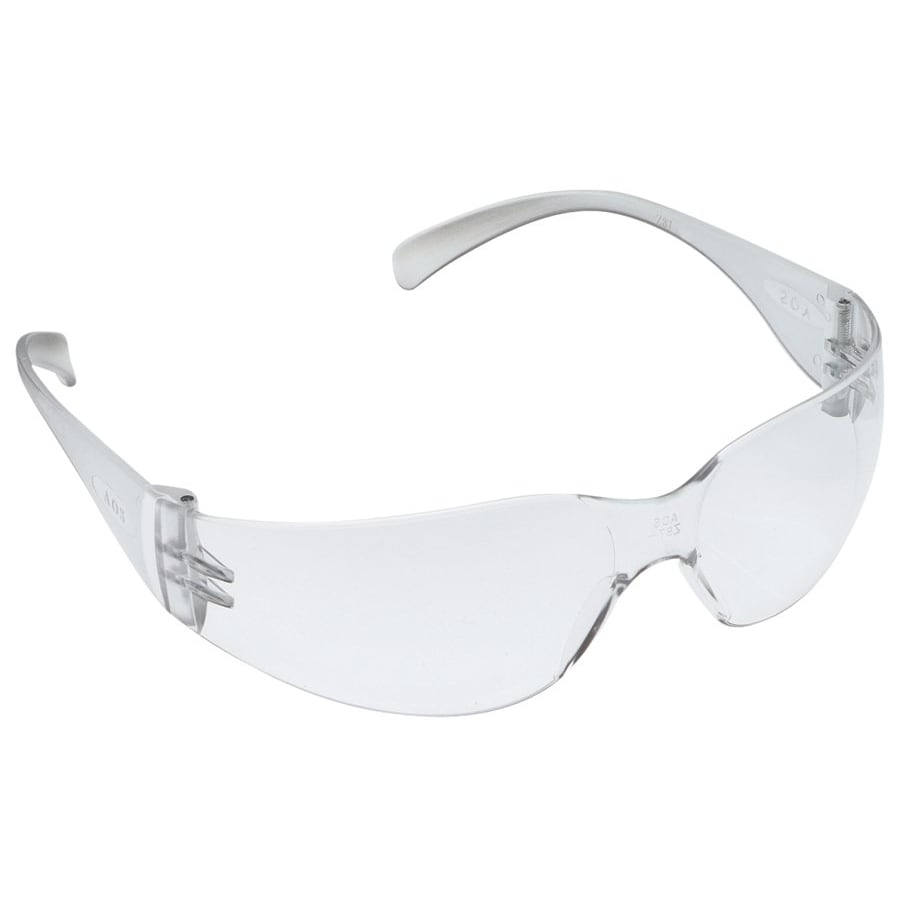 AO Safety Virtua Gray Anti-Fog Safety Glasses