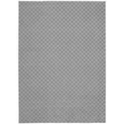 Nourison Living Necessities Icy Silver Rug (5' x 7')