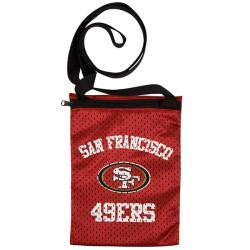 Little Earth San Francisco 49ers Game Day Pouch - Thumbnail 1