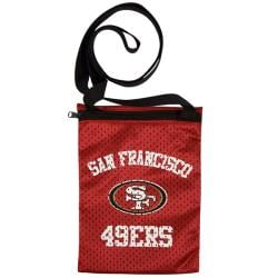 Little Earth San Francisco 49ers Game Day Pouch - Thumbnail 2