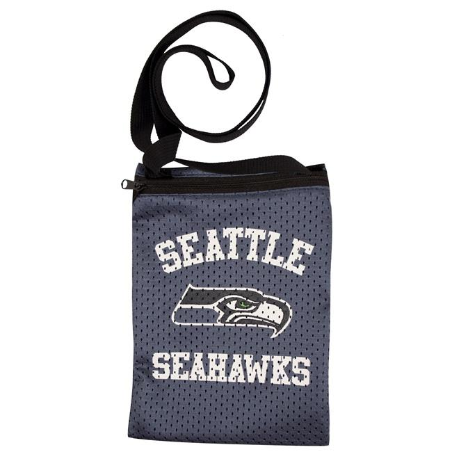 Little Earth Seattle Seahawks Game Day Pouch