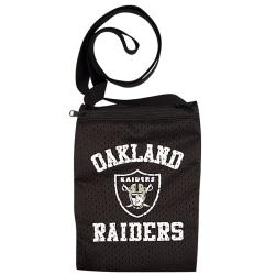 Little Earth Oakland Raiders Game Day Pouch - Thumbnail 0