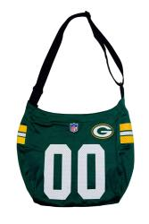 Little Earth Green Bay Packers Veteran Jersey Tote Bag - Thumbnail 0