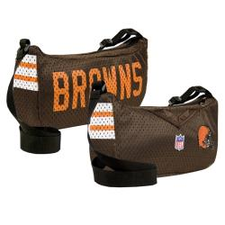 Little Earth Cleveland Browns Jersey Purse - Thumbnail 0