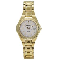 Seiko Women's Casual Stainless Steel Watch