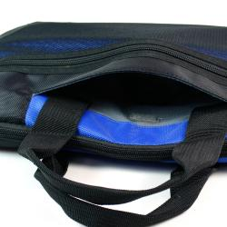 Kroo 15.6-inch Nylon Mesh Seal Laptop Case (15.6' x 10.7' x 2')