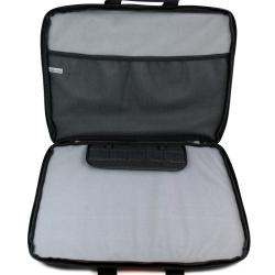 Kroo 15.6-inch Nylon Mesh Seal Laptop Case (15.6' x 10.7' x 2') - Thumbnail 2