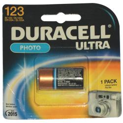 Duracell 3V Lithium Coin Cell Batteries (Case of 6)