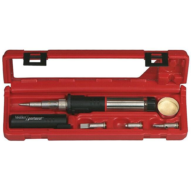 Cooper Hand Tools Weller Portasol Self-Igniting Soldering Iron Kit
