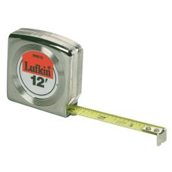 Cooper Hand Tools White Clad Measuring Tape