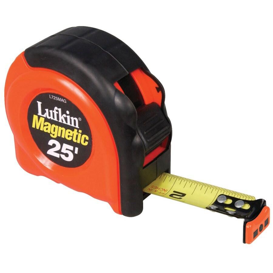 Cooper Hand Tools 25-Foot Magnetic Endhook Tape Measure