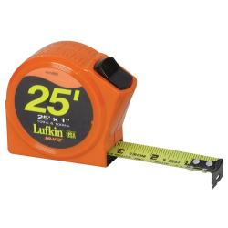 Cooper Hand Tools 10-Foot Power Return Steel Tape Measure