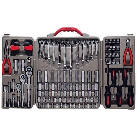 148 Piece Professional Tool Set 1/4-1/2 Drive