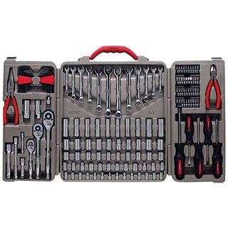 148 Piece Professional Tool Set 1/4-1/2 Drive