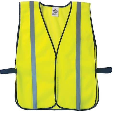 Ergodyne Lime Standard Mesh Vest