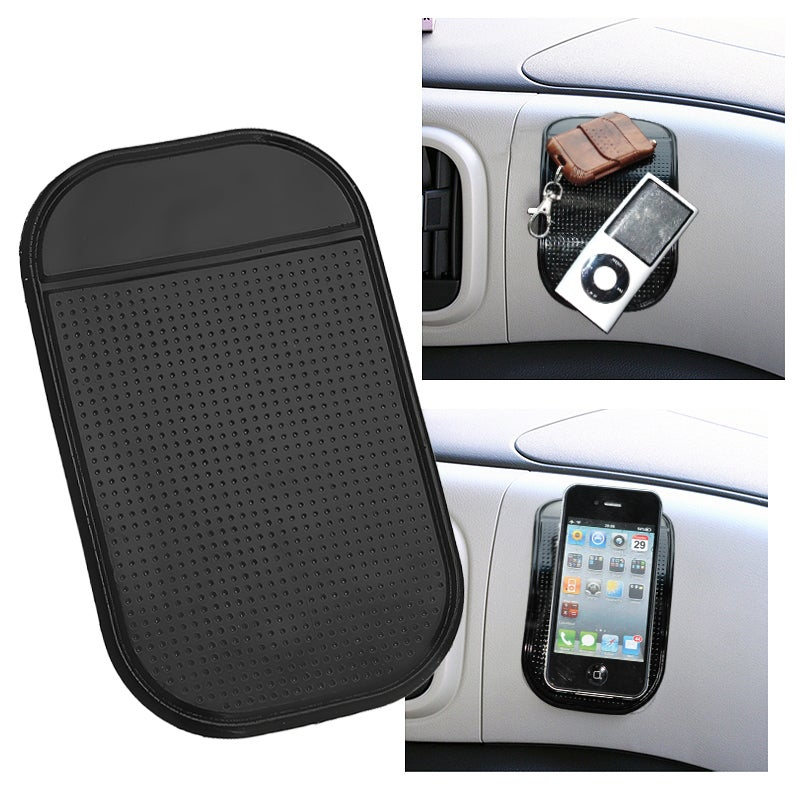 INSTEN Multipurpose Anti-slip PVC Mat for Samsung HTC LG Apple iPhone 4S/ 5S/ 6
