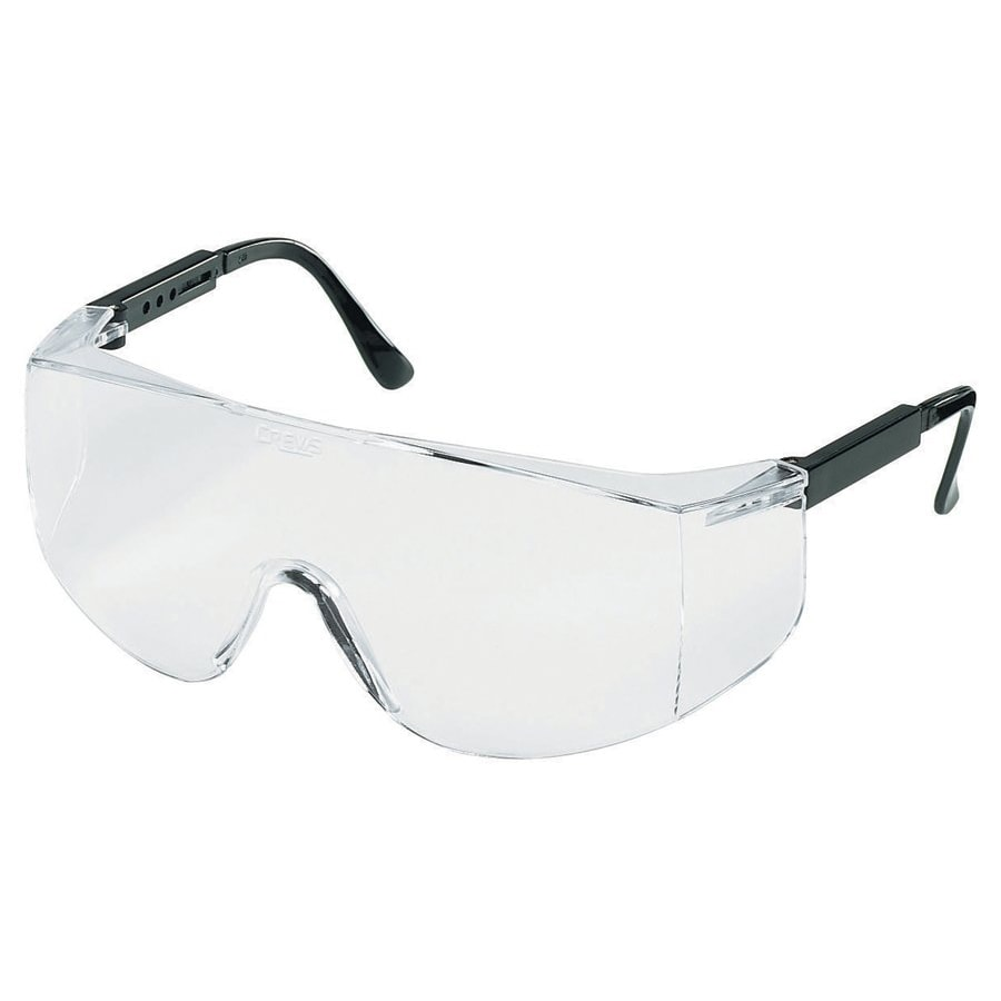 Crews Tacoma Clear-Lens Safety Glasses