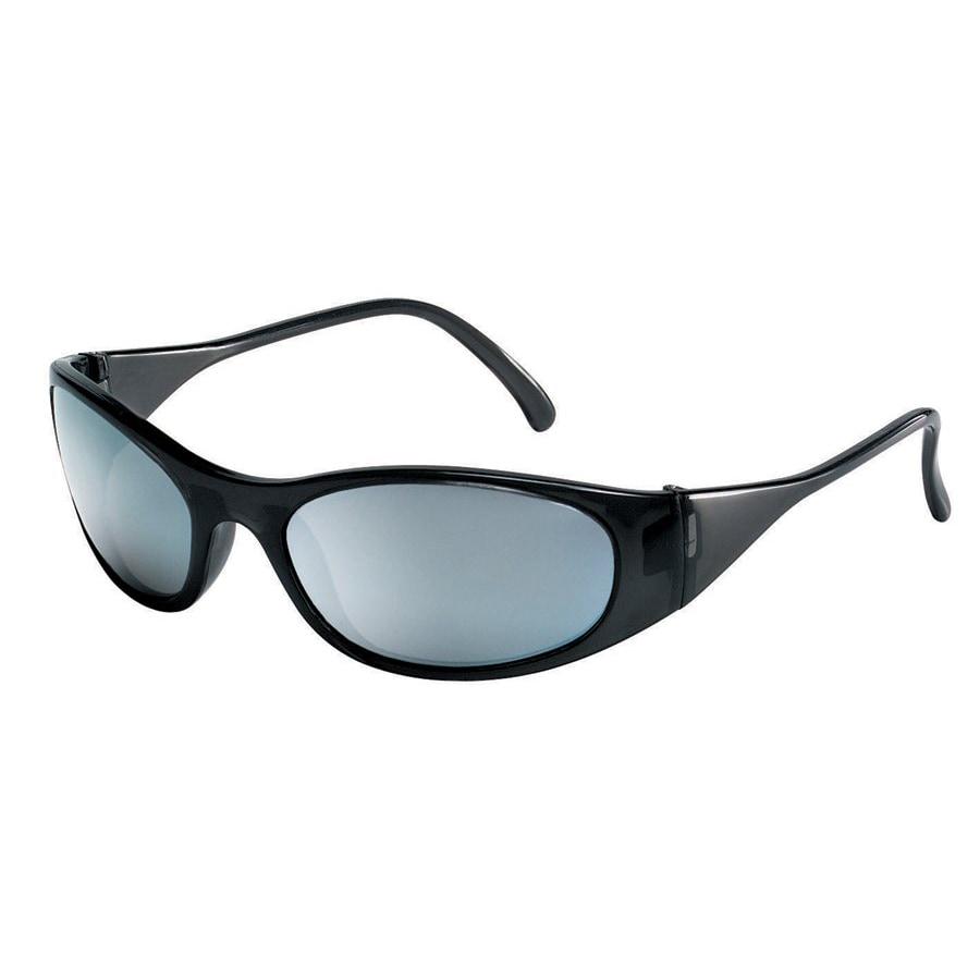 Crews Frostbite Mirror-Lens Safety Glasses