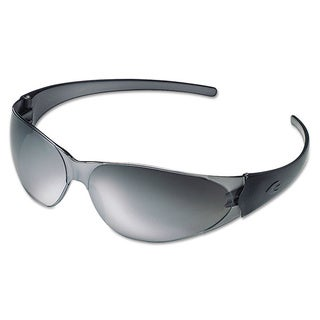 Checkmate Silver Mirrorcoated Safety Glasses