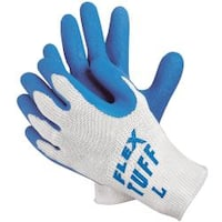 Memphis Glove Flex-Tuff Premium Latex Coated String Gloves (12 pairs)