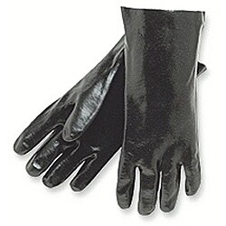 Memphis Glove 18-Inch Economy Dipped PVC Gloves
