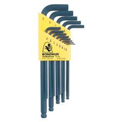 Bondhus 13-Piece Balldriver L-Wrench Key Set
