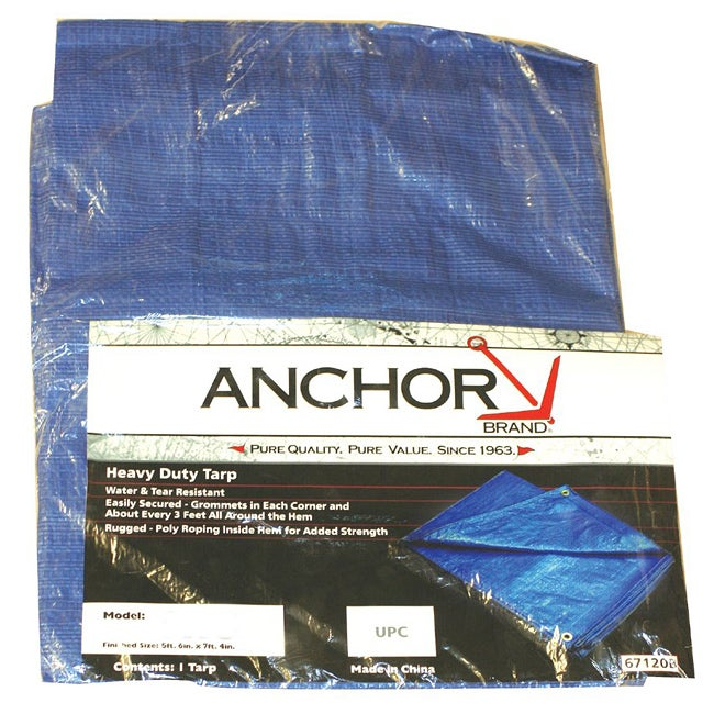Anchor Heavy Duty Tarp (10-feet x 12-feet)