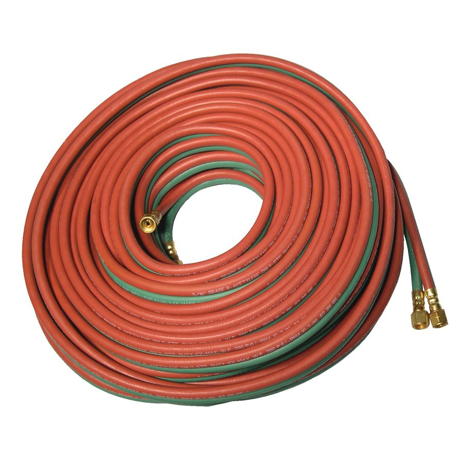 Anchor 100-Foot B-B Twin Welding Hose for Acetylene Gas