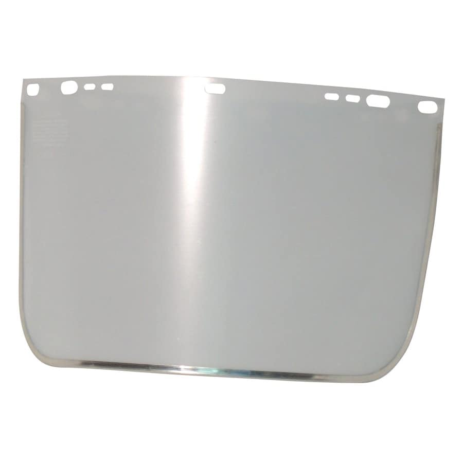 Anchor 9-3/4-inch x 19-inch Clear Visor - Thumbnail 0