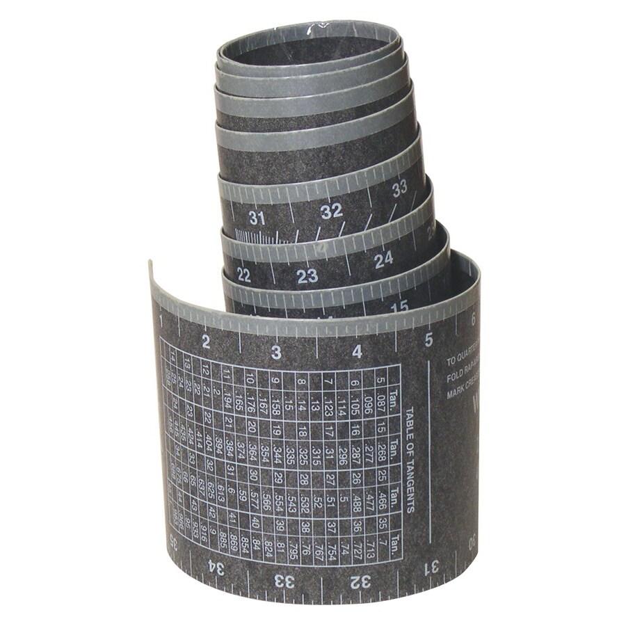 Anchor Wrap-Around Ruler (48-inch)