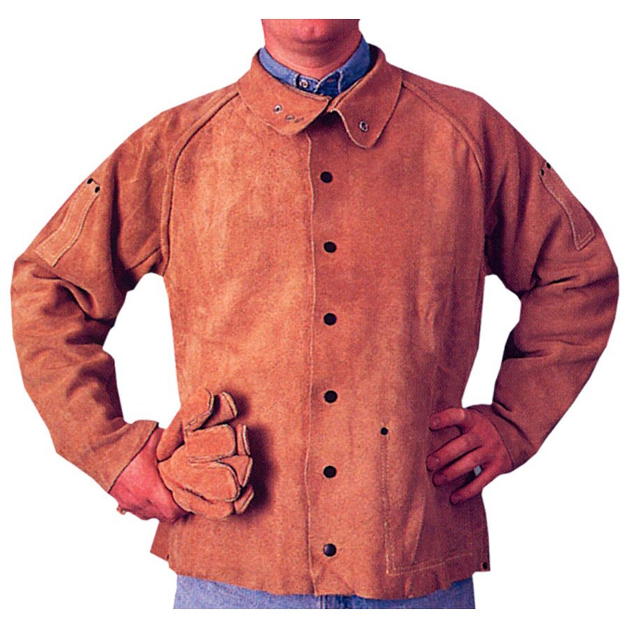 Anchor Q-Line Large Leather Jacket