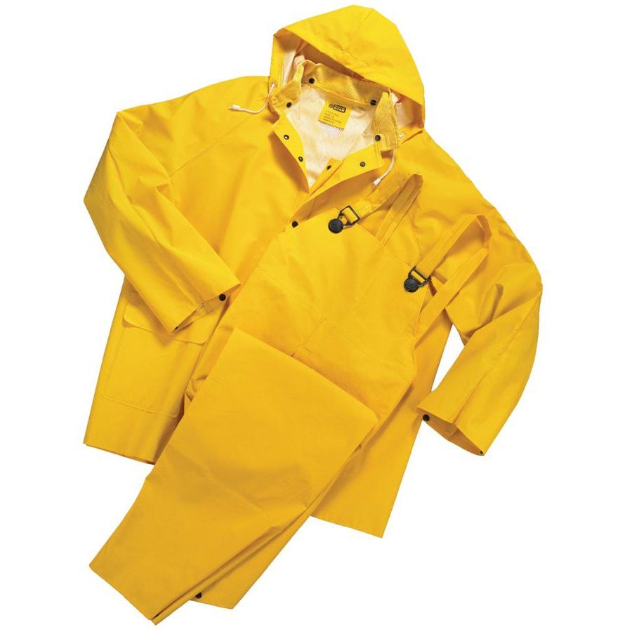 Anchor 6-Extra-Large 3-Piece Rain Suit