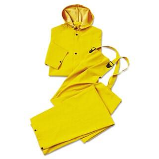 Anchor 35 Mil 3 Piece Rain Suit Pvc/Polyester