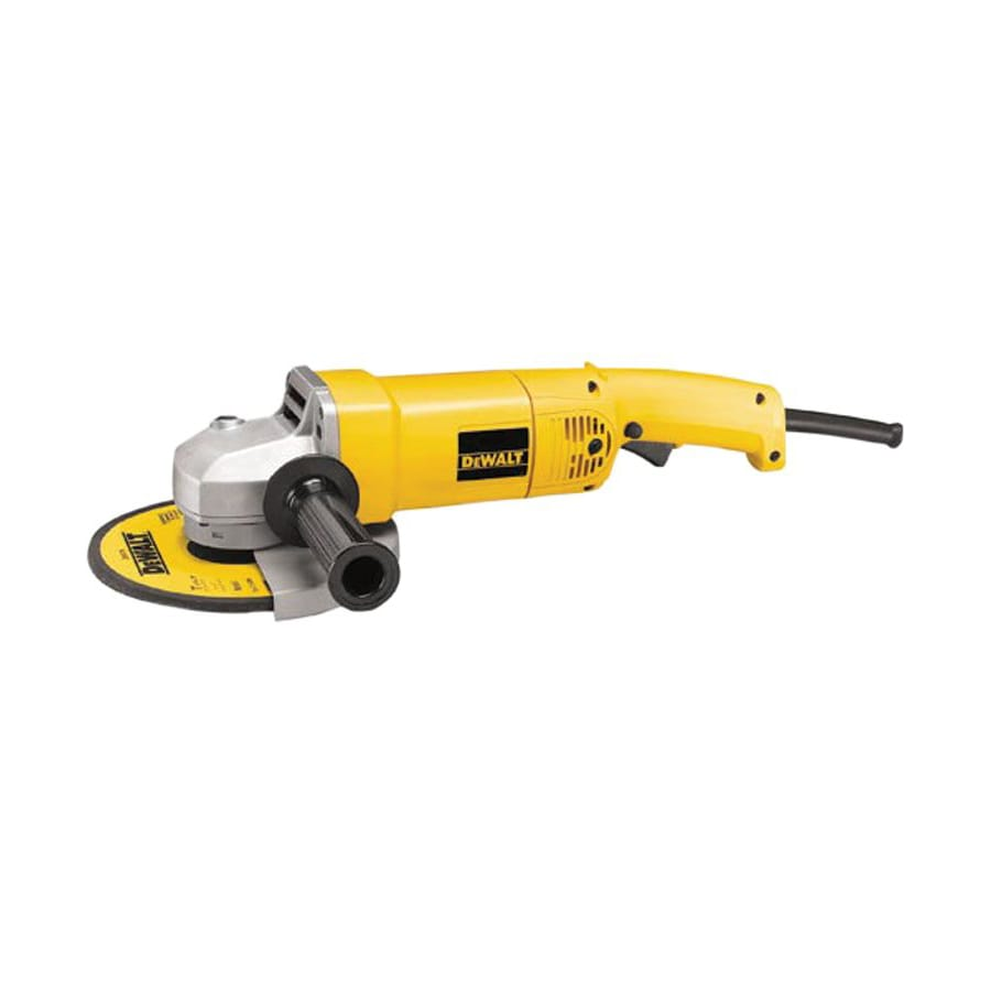 Shop Dewalt 7 Inch Angle Grinder Free Shipping Today