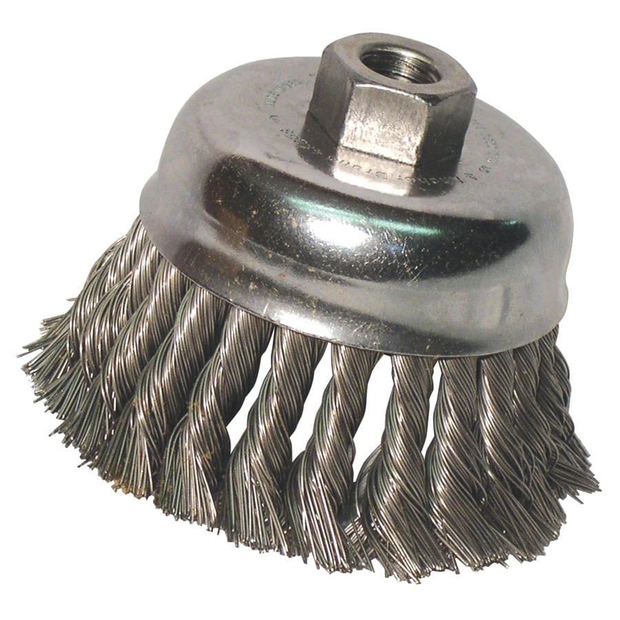 Anchor Brand 3-inch Knot Cup Brushes