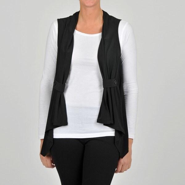 Lennie for Nina Leonard Women's Fashion Vest