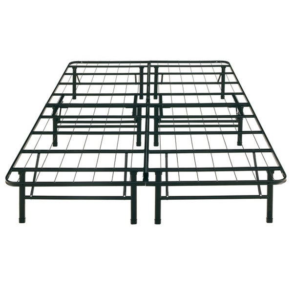 Sleep Sync Posture Support California King 14-inch Platform Bed Frame