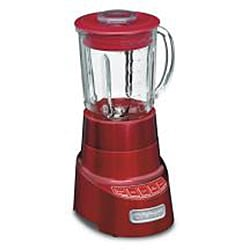Cuisinart SPB-600MR Metallic Red SmartPower Deluxe Die Cast Blender - Thumbnail 1