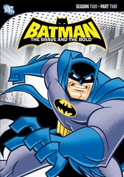 Batman: The Brave And The Bold Season 2 Part 2 (DVD)