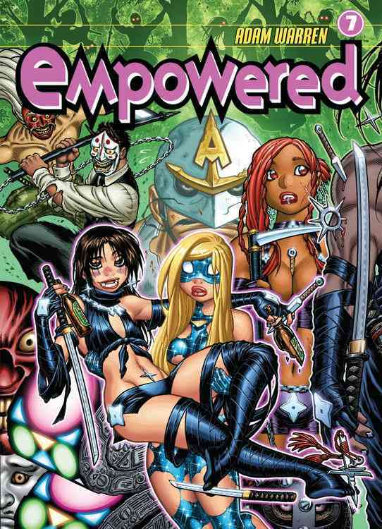 Empowered 7 (Paperback)