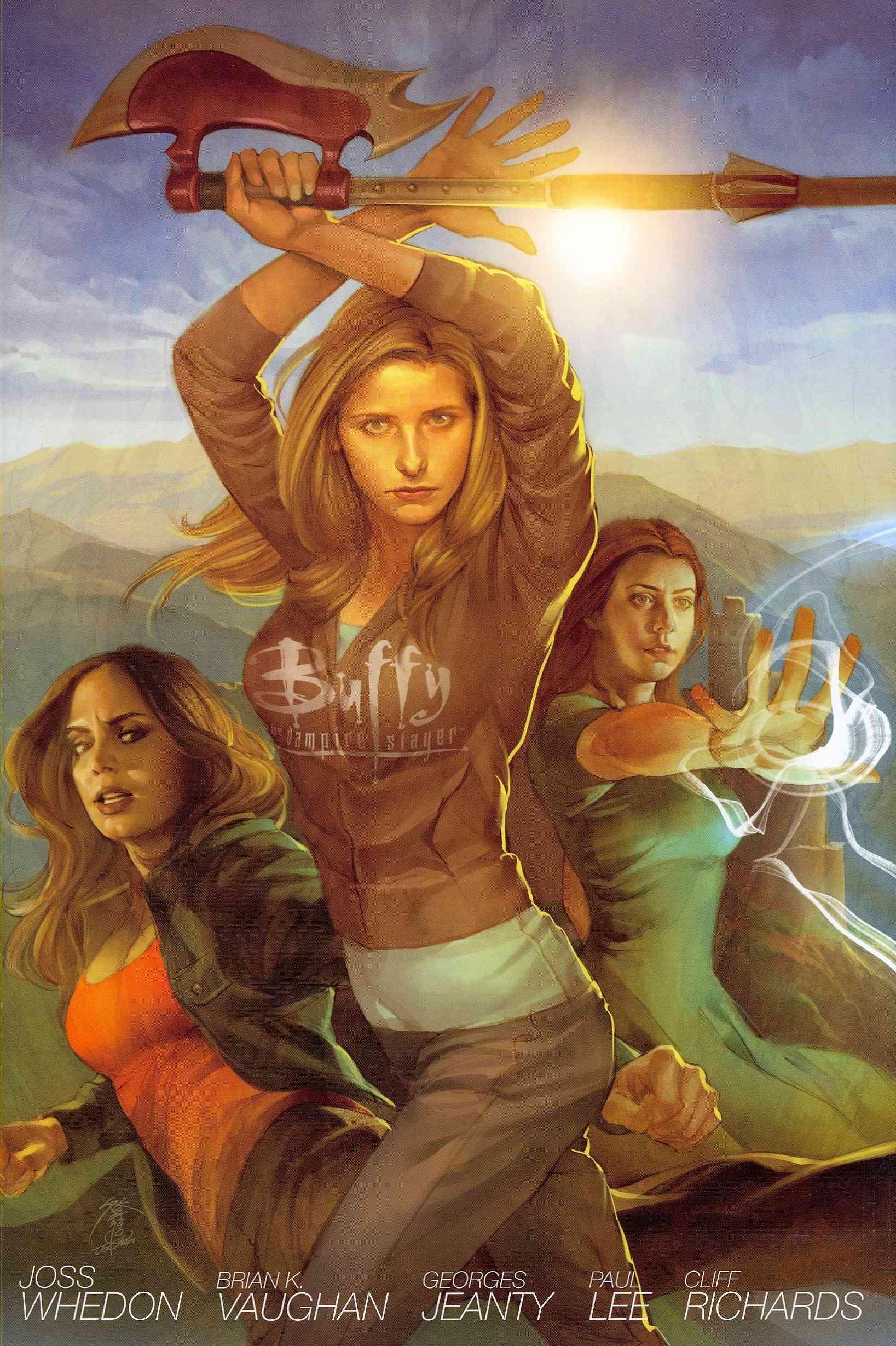Buffy the Vampire Slayer Season 8 1 (Hardcover)