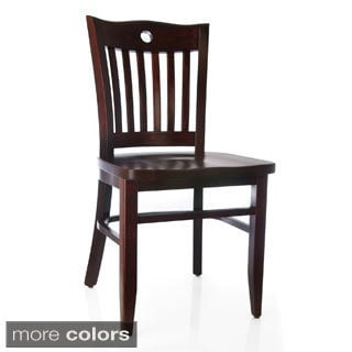 Pecan Dining Chairs (Set of 2)