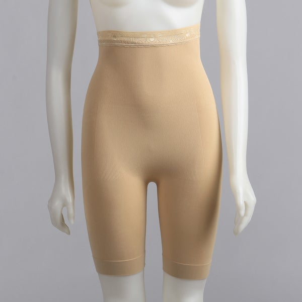 Magic Curves Women's Nude High Waist Body Shaper
